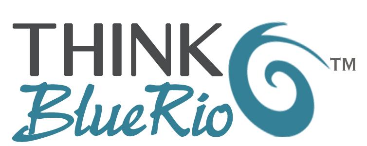 Think BlueRio Logo
